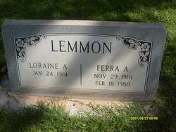 Ferra Alumbee Lemmon
