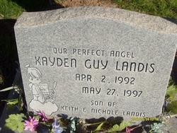 Kayden Guy Landis