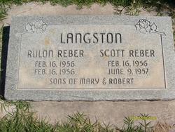 Rulon Reber Langston
