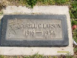 DuRell C Larson