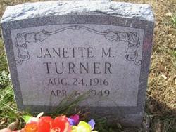 Jeannette M. <I>Emily</I> Turner