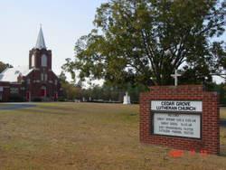 Cedar Grove Lutheran Church Cemetery