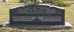Benjamin Franklin Caster
