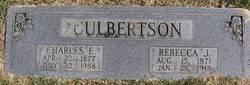 Charles Elias Culbertson