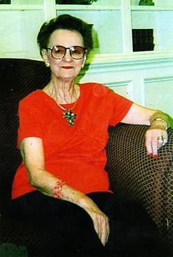 Annie Sophie <I>Schneider</I> Mikeska