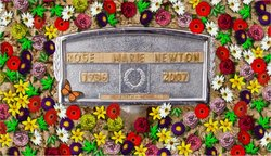 Rose Marie Newton