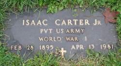 Isaac Carter, Jr