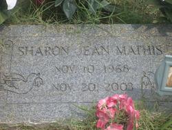 Sharon Jean Mathis