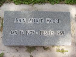 John Alfred Moore