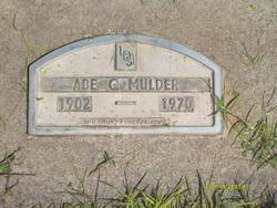 Abe G Mulder