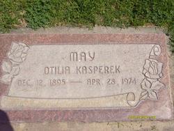 Lucille Otilia <I>Kasperek</I> May
