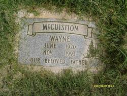 Wayne Garland McCuistion