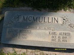 Leone <I>Russell</I> McMullin