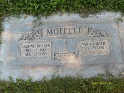 Maxine <I>Nielsen</I> Moffett