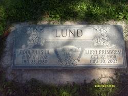 Adolphus Whitehead Lund
