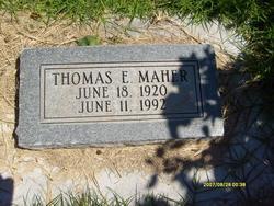 Thomas Edward Maher