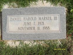 Daniel Harold Markel, III
