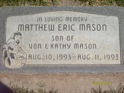 Matthew Eric Mason