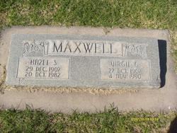 Hazel Spendlove Maxwell