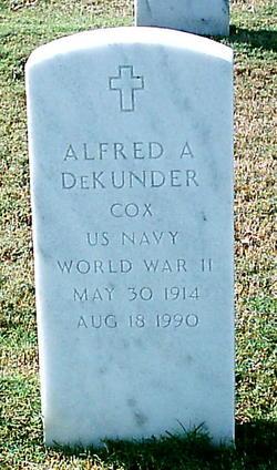 Alfred Arthur Dekunder