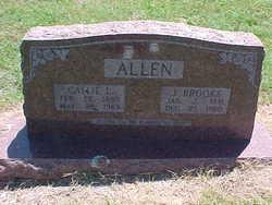 Joe Brooks Allen