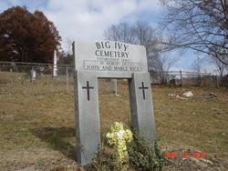 Big Ivy Cemetery