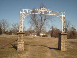 Jenny Lind Cemetery