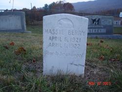 Hassie Berry