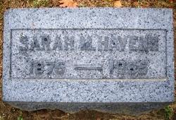 Sarah Margaret Havens