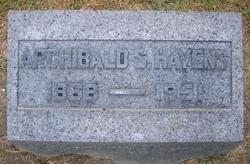 Archibald Sidney Havens