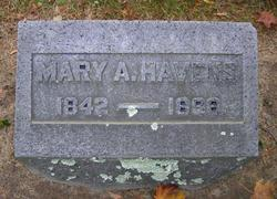 Mary Amelia <I>Pelletreau</I> Havens