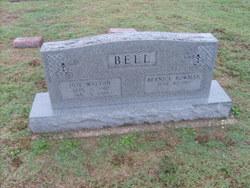 Bernice <I>Bowman</I> Bell