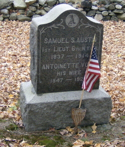 Lieut Samuel S. Austin