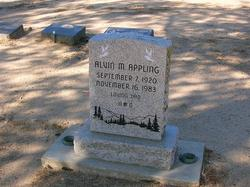 Alvin M. Appling