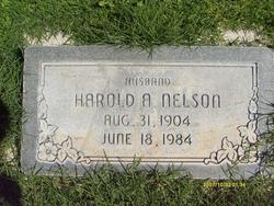 Harold Andrus Nelson