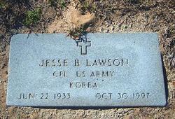 Jesse B Lawson