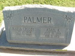 Marva <I>Crosby</I> Palmer