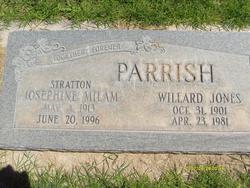 Willard Jones Parrish