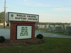 Wells Chapel Baptist Church Cemetery