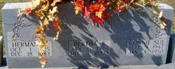 Bertha Kathern <I>Barr</I> Adams