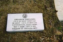 Abraham Ferguson