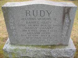 Nancy <I>Shantz</I> Rudy