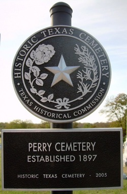 Perry Cemetery in Carrollton, Texas - Find A Grave Cemetery