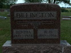 William Henry Billington