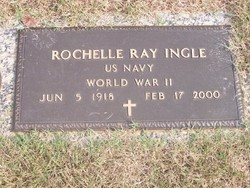 Rev Rochelle Ray Ingle
