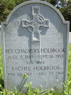 Rev Chalmers Holbrook