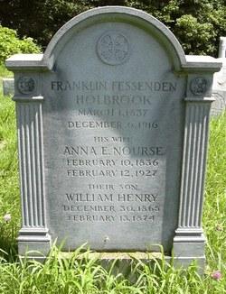 Franklin Fessenden Holbrook
