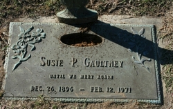 Susan Claude <I>Peterman</I> Gaultney