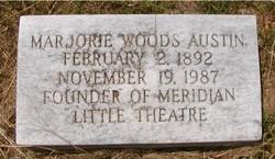 Marjorie Hettie <I>Woods</I> Austin
