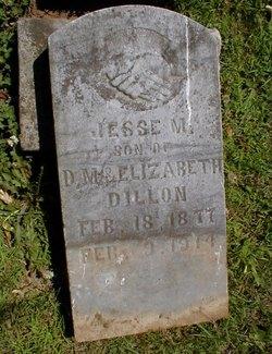 Jesse Monroe Dillon